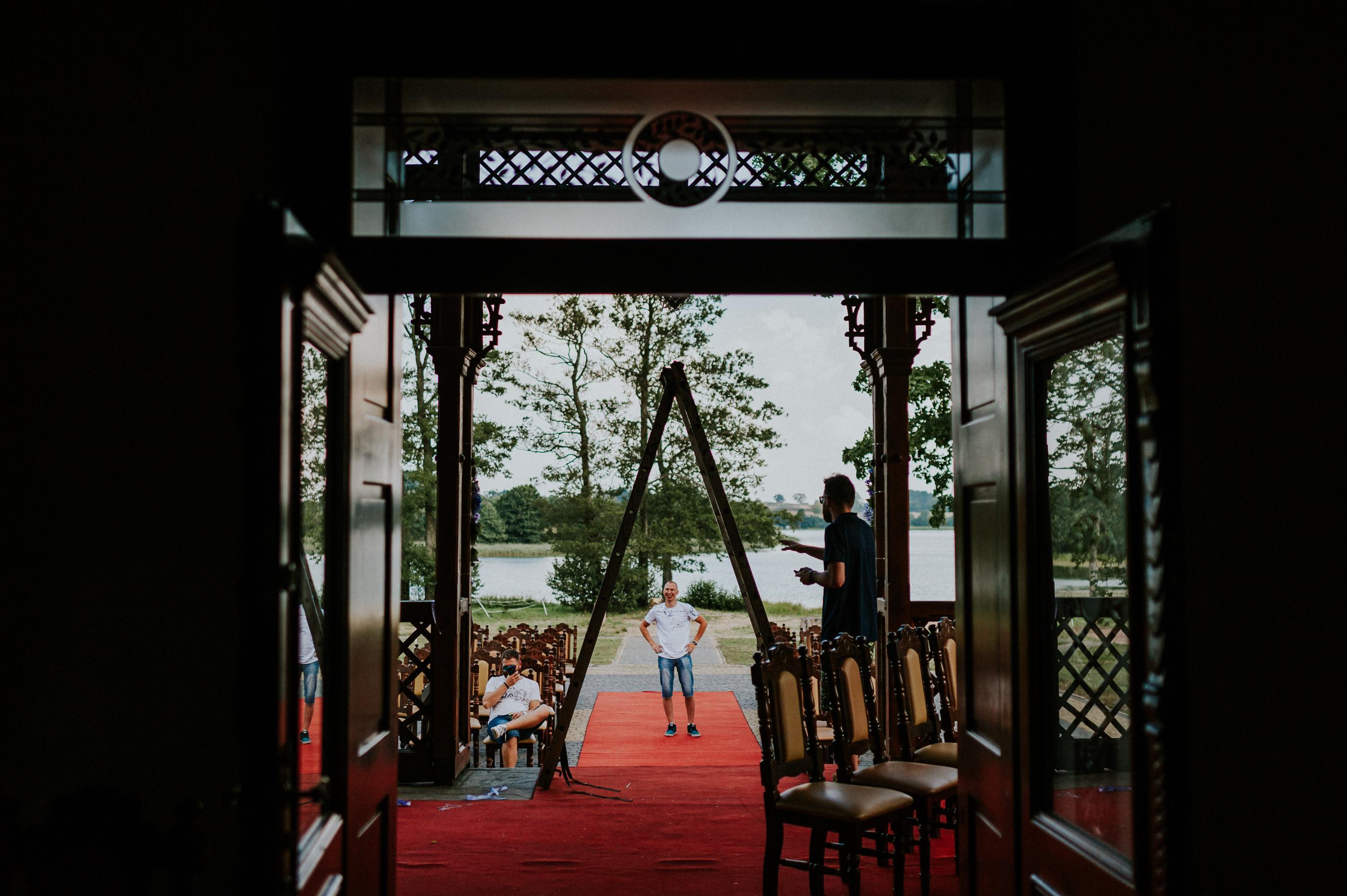 Ślub w Pałacu w Parnowie 1