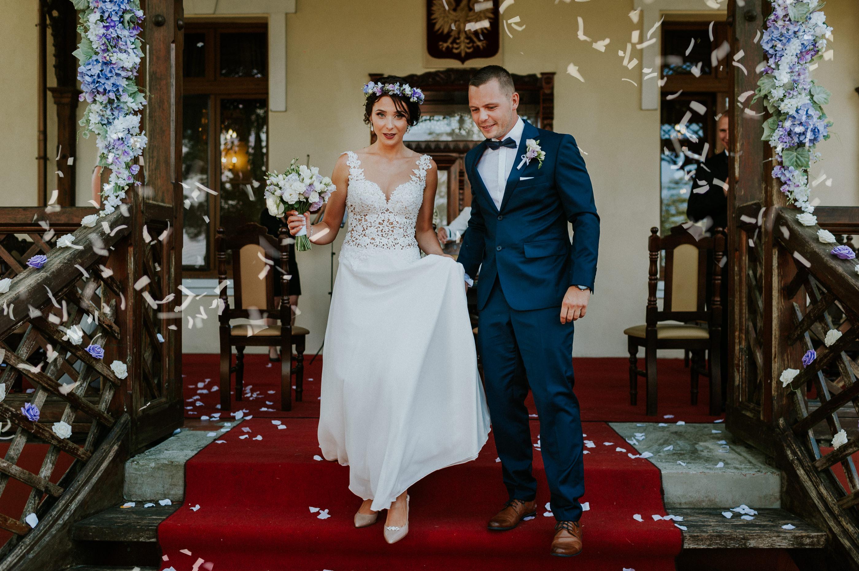 Ślub w Pałacu w Parnowie 35