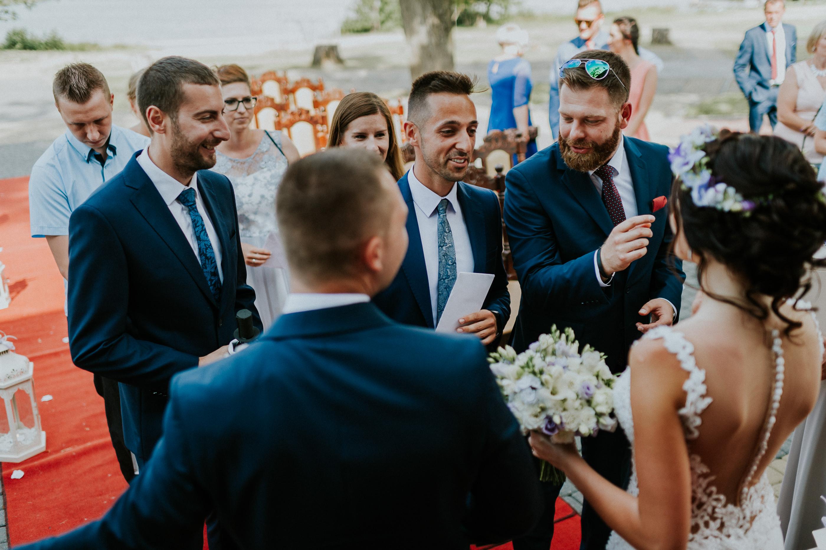Ślub w Pałacu w Parnowie 42