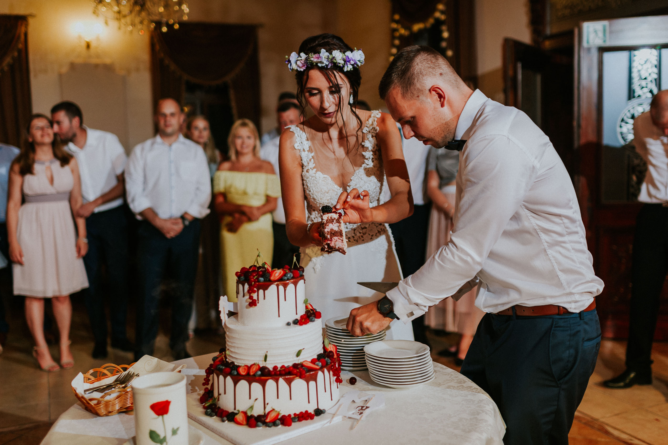Ślub w Pałacu w Parnowie 90