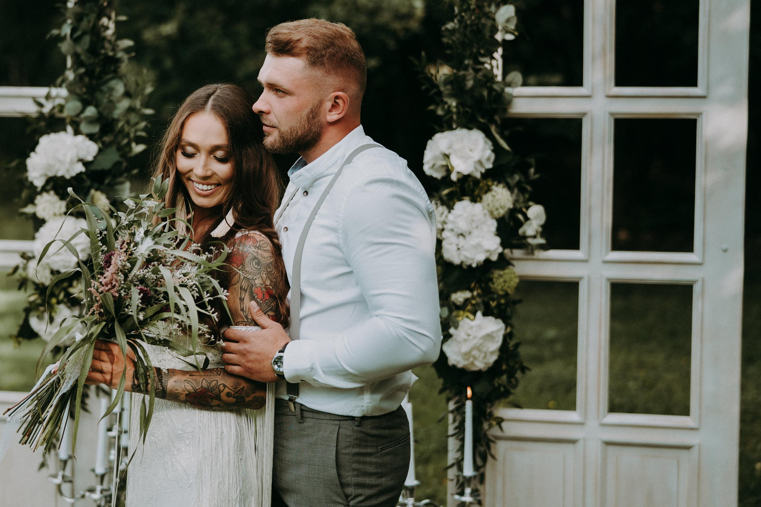 Kwiaty ślubne a ich symbolika